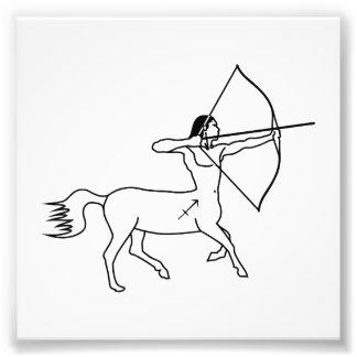 centaur sagittarius greek astrology zodiac photograph