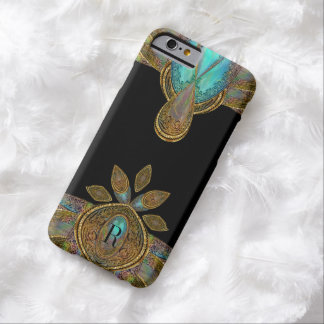 Centauri Deco 6/6s Monogram Barely There iPhone 6 Case