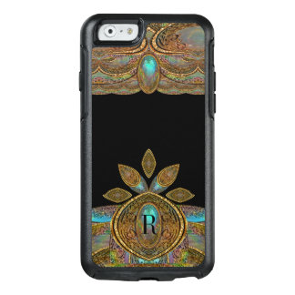 Centauri Deco Girly Unique Monogram OtterBox iPhone 6/6s Case