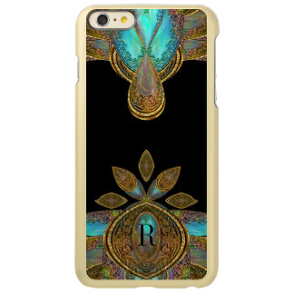 Centauri Deco Monogram iPhone 6 Plus Case