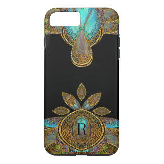 Centauri Deco    Monogram iPhone 7 Plus Case