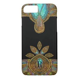 Centauri Deco Pretty Monogram iPhone 7 Case