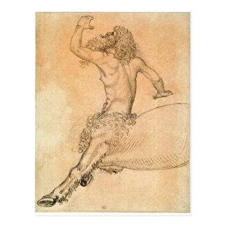 centaurs-8 postcard