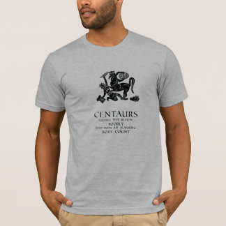 Centaurs and peer review T-Shirt