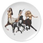 Centaurs Plate
