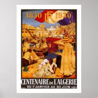 Centenaire de L Algerie Posters