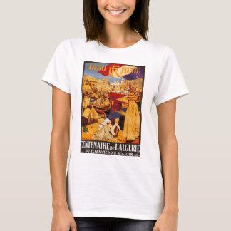 Centenaire de L'Algerie T-Shirt
