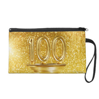 Centennial Trophy with Fireworks Wristlet