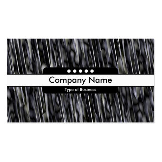 Center Band 5 Spots - Space Rock 02 Pack Of Standard Business Cards