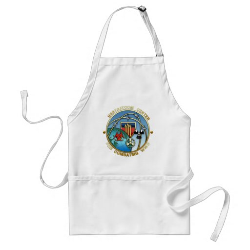 Center for Combating Weapons of Mass Destruction Aprons