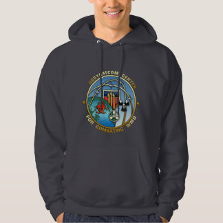 Center for Combating Weapons of Mass Destruction Hoodie
