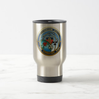 Center for Combating Weapons of Mass Destruction Stainless Steel Travel Mug