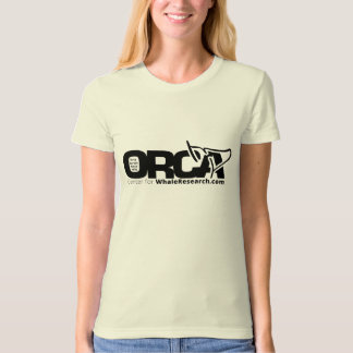 Center for Whale Research - Women's T shirt