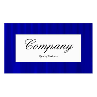 Center Label - Drapery 05 Pack Of Standard Business Cards