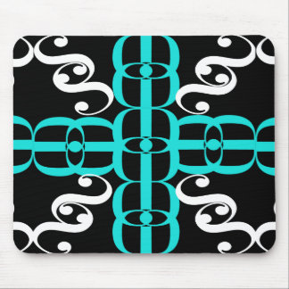 Center of Attention (Blue) Mouse Pad