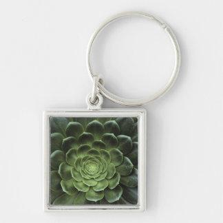 Center of Cactus Key Ring