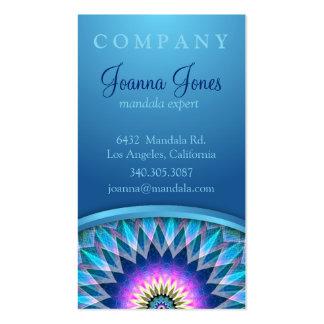 Center Point Mandala Business Cards