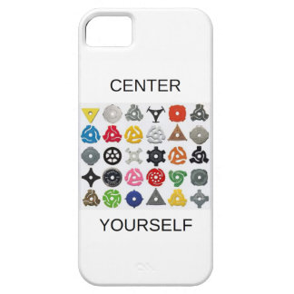 Center Yourself Case For The iPhone 5