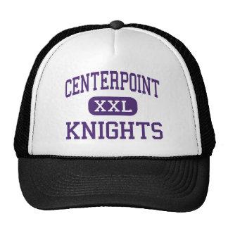 CENTERPOINT - Knights - high - Amity Arkansas Trucker Hats