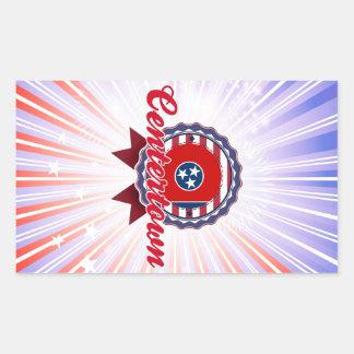 Centertown TN Stickers