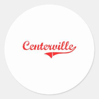 Centerville Georgia Classic Design Stickers