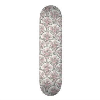 Centle Vintage Pattern Skateboard