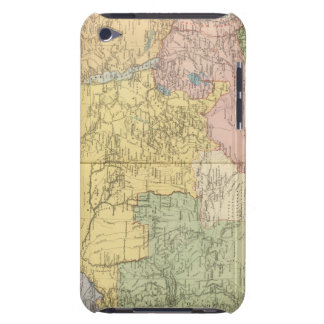 Central Africa Barely There iPod Cover