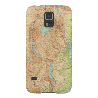 Central Africa eastern section Galaxy S5 Covers