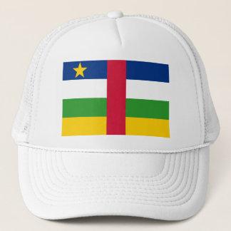 Central African Republic Flag CF Cap