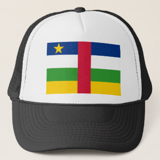 central african republic trucker hat