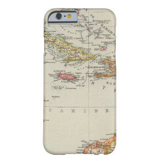 Central America 2 Barely There iPhone 6 Case