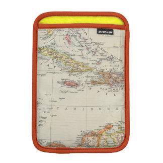 Central America 2 iPad Mini Sleeve
