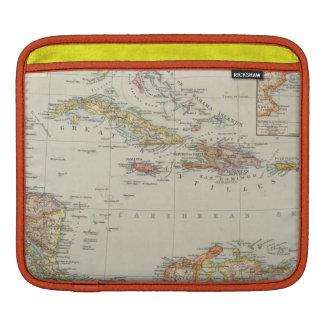 Central America 2 iPad Sleeve