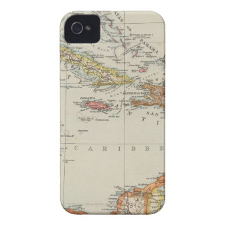 Central America 2 iPhone 4 Covers