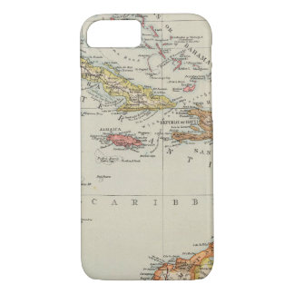 Central America 2 iPhone 8/7 Case