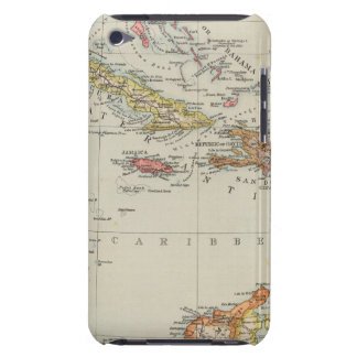 Central America 2 iPod Touch Cover