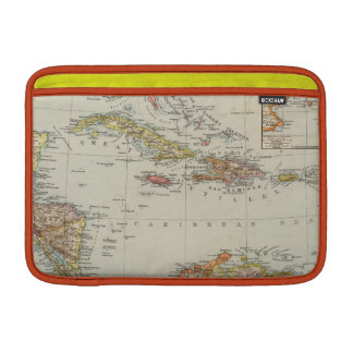 Central America 2 MacBook Sleeves