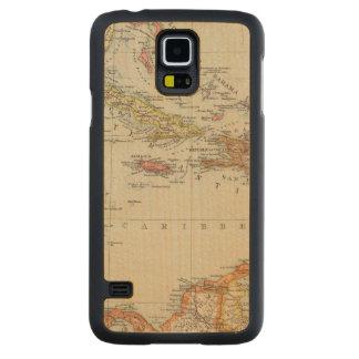 Central America 2 Maple Galaxy S5 Case