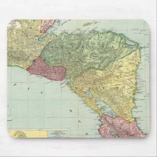 Central America 2 Mouse Pad