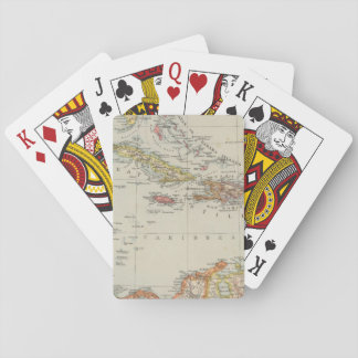 Central America 2 Playing Cards