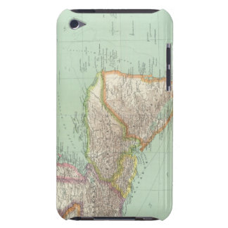 Central America 4 Barely There iPod Cover