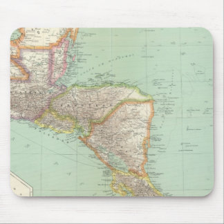Central America 4 Mouse Mat