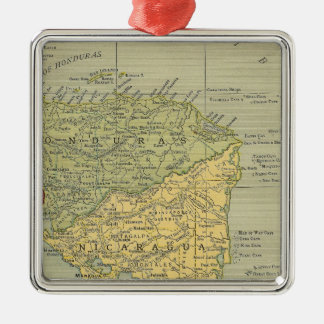 Central America 5 Christmas Ornament