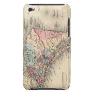 Central America 5 iPod Touch Covers