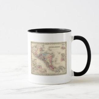 Central America 5 Mug