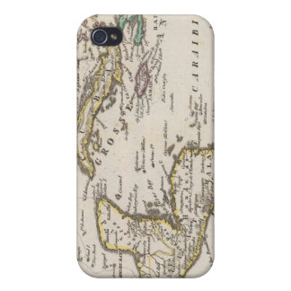 Central America 6 Cover For iPhone 4