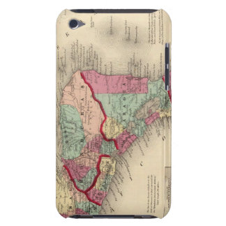 Central America 6 iPod Case-Mate Cases