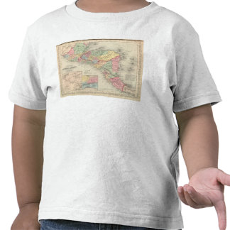 Central America 8 Tees