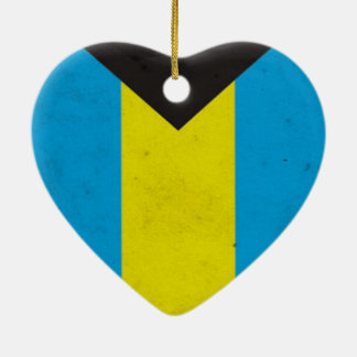Central America and Caribbean :: Bahamas, The Ceramic Heart Decoration