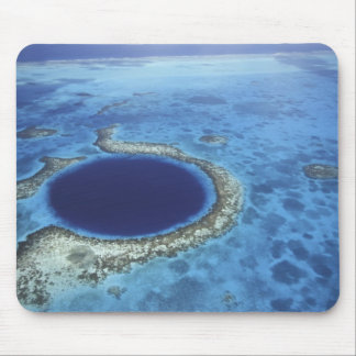 CENTRAL AMERICA, Belize, Large coral reefs off Mouse Mat